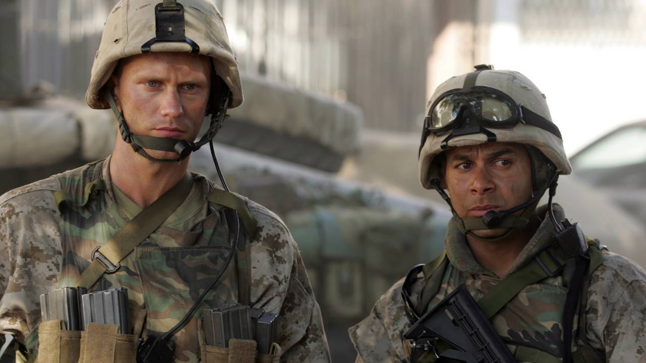 hbo generation kill homepage