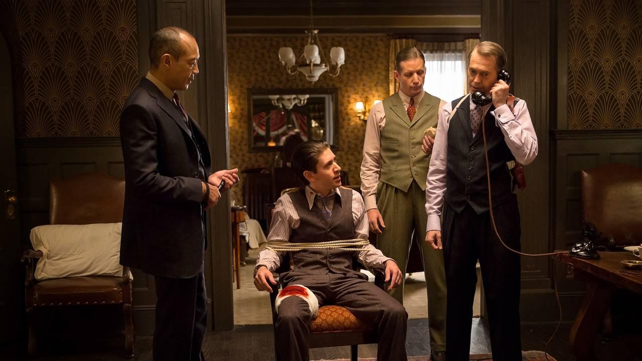 HBO: Boardwalk Empire: Homepage
