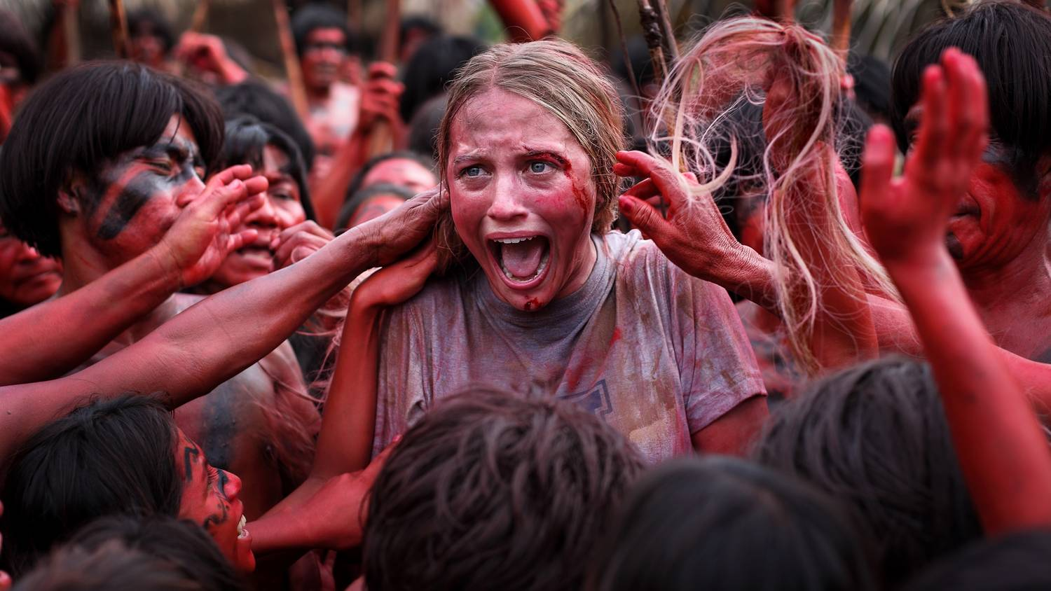 Watch The Green Inferno Movie Hbo