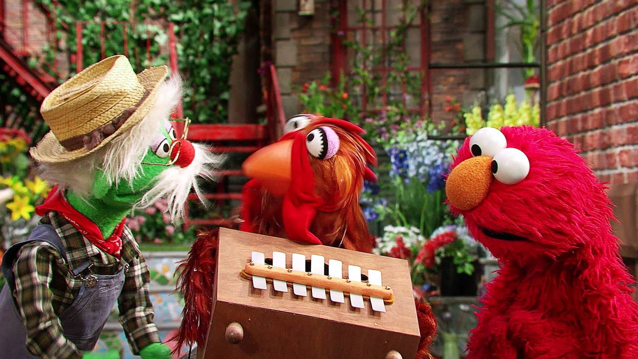 Sesame Street Stagione 48 Episodio 4827 - The New Old-8147